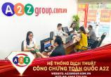 Dịch thuật quận Hòa Vang