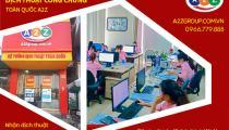 Dịch Vụ Phiên Dịch Tiếng Myanmar tại quận Ngũ Hành