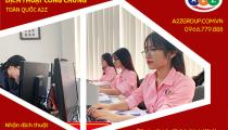 Dịch Vụ Phiên Dịch Tiếng Campuchia tại quận Cẩm Lệ