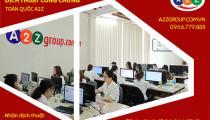 Dịch Vụ Phiên Dịch Tiếng Đức tại quận Hải Châu