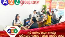 Dịch thuật công chứng tài liệu Báo Chí – Khoa Học & Xã Hội tại quận Hải Châu