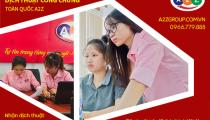 Dịch Vụ Phiên Dịch Tiếng Nga tại quận Hải Châu