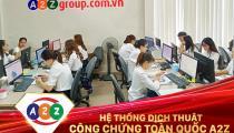 Dịch thuật huyện Cẩm Lệ